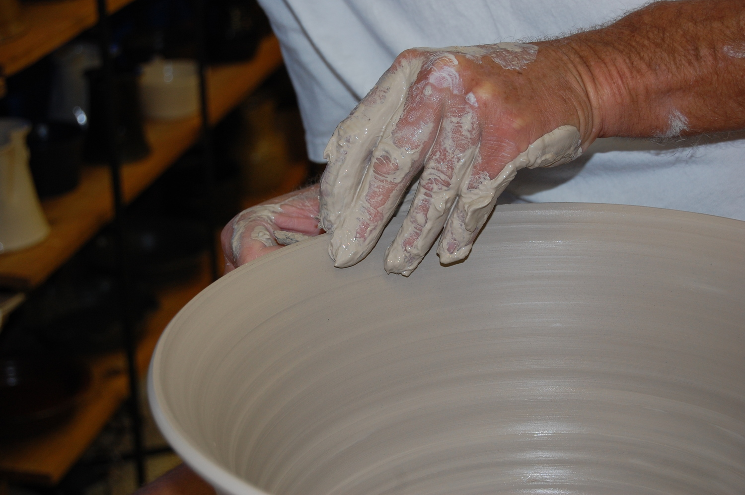The Piedmont Pottery Festival continues a 1,000-year-old tradition