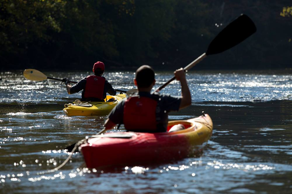 Explore the Dan River Basin with recommendations from Three Rivers Outfitters