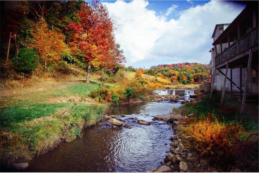 Five ways to find fall colors in the Dan River region