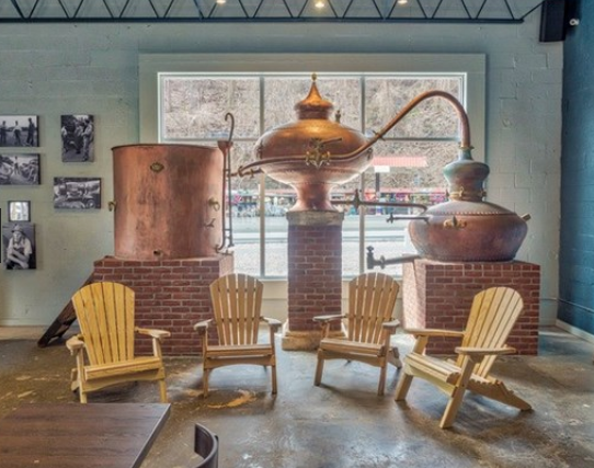 7 distilleries where you can revisit the Dan River Basin's moonshine heritage